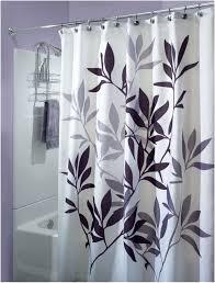 smlf zoom designer fabric shower curtains extra long