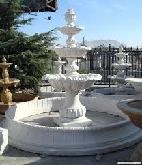 large outdoor fountains water fountain wondrous design ideas for sale8