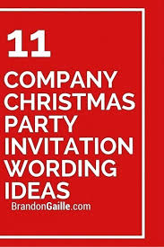 office party invitation wording elegant holiday invitations pany ideas invite template potluck corporate cards sles templates
