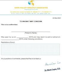 How To Write A Fake Doctors Note 42 Fake Doctors Note Templates For