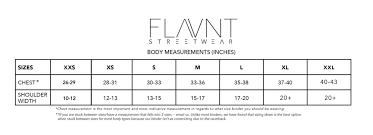 Gc2b Measuring Chart Need Help Picking A Binder Flavnt Streetwear