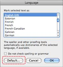 image demonstrates location of default on in age dialog