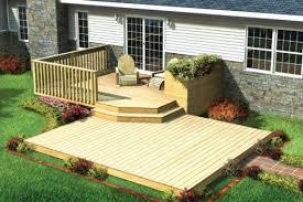 Backyard Deck Design New Inspiration