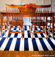navy and white striped rugs board and batten dining room navy white walls splendid ideas navy navy and white striped rugs