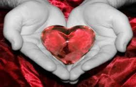 scritta col cuore