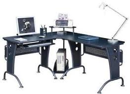 corner desk office. Black Office Corner Desk W