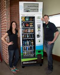 Vending Machine Servicer Impressive Healthy Vending Machines Snack Delivery In Uniontown OH