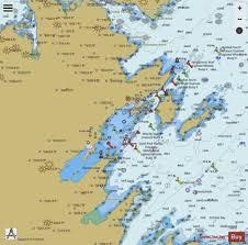 Alaska Nautical Charts Kodiak And St Paul Harbors Marine Chart Us16595_p2556