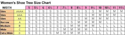 Clothes Stores Men And Womens Shoe Size Chart
