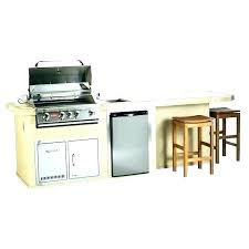 outdoor kitchen island kits modular n islands prefab for ns excellent apartments stunning steel frame