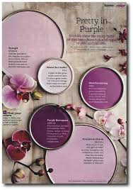 better homes and gardens paint. Better Homes And Gardens - Pretty In Purple   January 2012 Paint