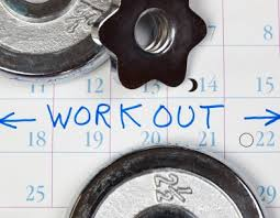 Weekly Workout Plan – Rocofit