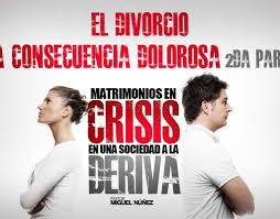 Resultado de imagen para matrimonios en crisis