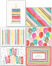 Years ago, the larger a card's storage size meant a slower write speed, but this is no longer the case. Amazon Com Watercolor Bulk Birthday Cards Assortment 48pc Bulk Happy Birthday Card With Envelopes Box Set Assorted Blank Birthday Cards For Women Men And Kids In A Boxed Card Pack