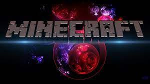 🥇 Minecraft logo wallpaper