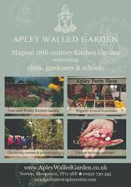 Kitchen Garden Shop Apley Walled Garden