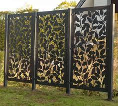 garden screening ideas garden privacy