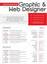 Resume Examples 44 Resume Design Templates Example Professional