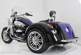 Motor Trike Launches Triumph Rocket III Trike - Motorcycle USA