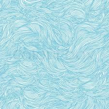 Blue Pattern Background New Abstract Light Blue Handdrawn Pattern Waves Background Seamless