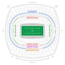 Chiefs Seating Chart With Rows Kansas City Chiefs Suite Rentals Arrowhead Stadium