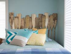 21 Design Ideas For Making Inexpensive Upcycled Headboards 21 Photos