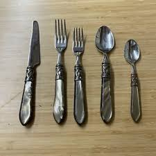 Tableware, cutlery and kitchen utensils in stainless steel, acrylic or abs material consent to the use of cookies this website uses different types of cookies, some of which are strictly necessary to provide the service, others you can accept or refuse: Bugatti Flatware Knives Cutlery For Sale New Used Utensils Ebay