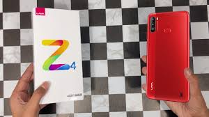 Lava Z4 Unboxing - YouTube