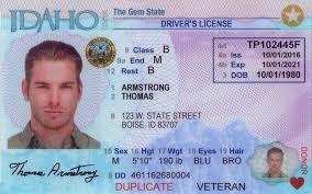 Idaho New Drivers License Application And Renewal 2019