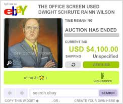 The Office Props Auctions On Ebay Page 9 Of 10 Officetally