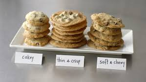 Cookie Chart The Science Behind Perfect Chocolate Chip Cookies