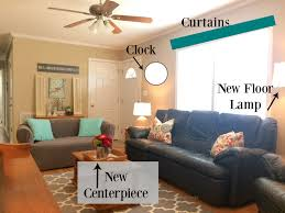 Living Room Furniture List Finishing Touches For The Living Room Come Home For Comfort