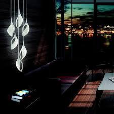 nia multi light pendant by leucos