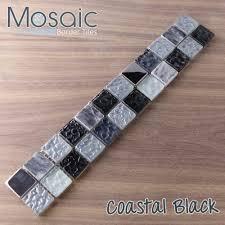 coastal black mosaic
