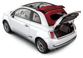 fiat 500 interior trunk. lebih lega asyik fiat 500 interior trunk
