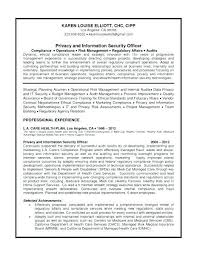 Ethics And Compliance Officer Sample Resume Interesting Compliance Officer Resume Sample Colbroco