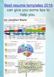 What Is New In Resume Templates 2016 4 638 Jpg Cb 1451526637 All
