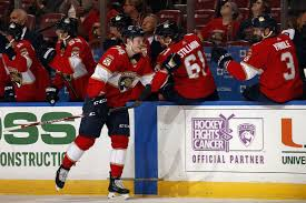 Florida Panthers Loan Four Players To Springfield Set Nhl