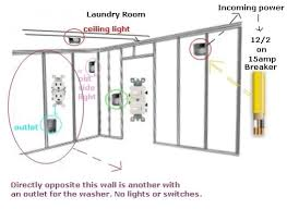 wiring new lights, switches and outlets for beginner how to wire a light switch from a plug socket at Light Switch Outlet Wiring Diagram