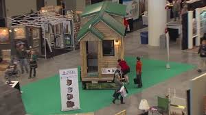 tiny house expo. Tiny Houses Draw A Big Crowd At Home And Remodeling Expo Cleveland Convention Center | House Obsession N