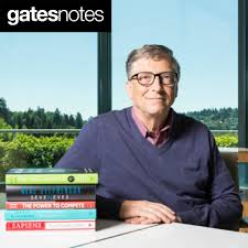 Bill Gates Podcast