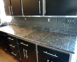 tile countertop edge install granite how to