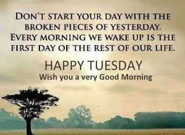 Beautiful Tuesday Quotes Best of 24 Beautiful Tuesday Quotes WeNeedFun