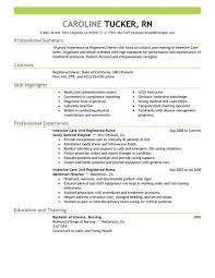 nursing resume template job samples nurse skills professional best nursing  resume template sample job samples best