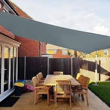 retractable outdoor shade sail patio