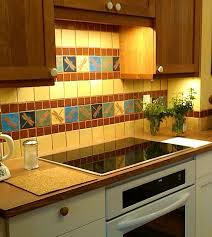 decorative tiles backsplashes traditional kitchen