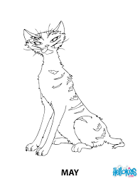 May the cat from robinson crusoe coloring pages - Hellokids.com