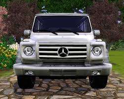Mod The Sims - 2009 Mercedes-Benz G550