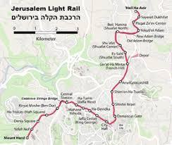 jerusalem light rail wikipedia Lrt Map Pdf map of the jerusalem light rail lrt map kuala lumpur