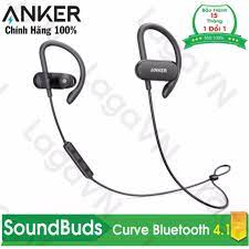 Nơi bán Tai nghe không dây Anker SoundBuds Curve Bluetooth - A3263 giá rẻ  nhất tháng 10/2021